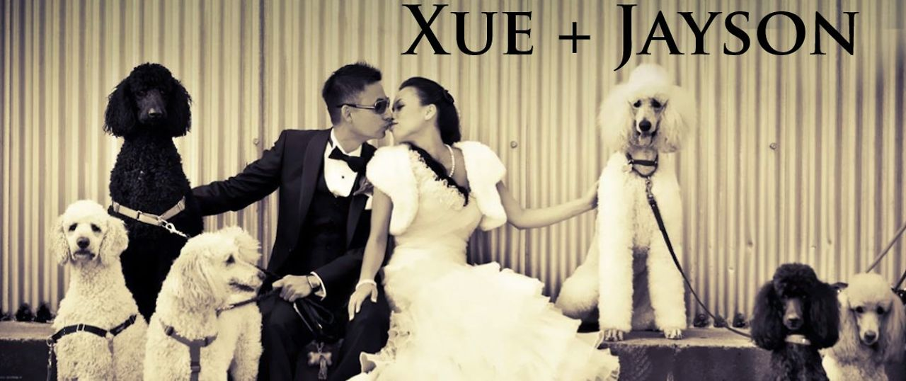 Wedding Cinematographer Xue and Jayson Trailer Video at Kirin Restaurant by Videographer Life Studios Inc.