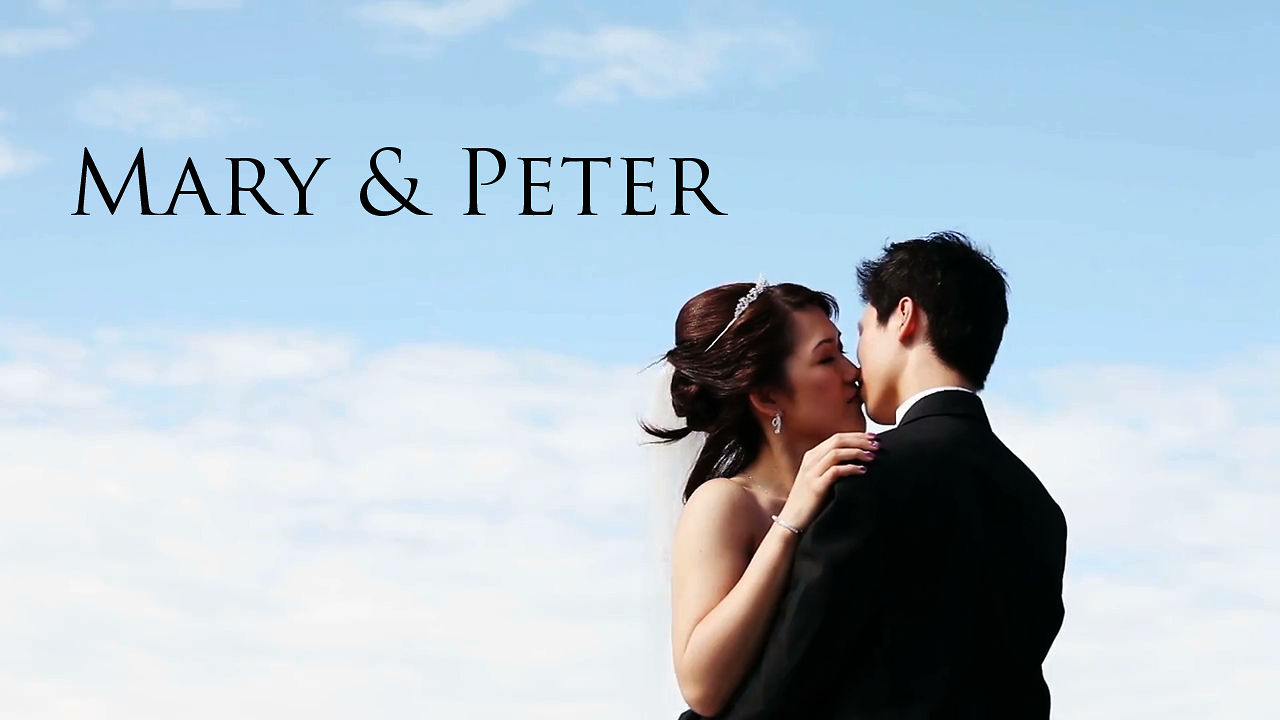 Wedding Videographer Mary and Peter Same Day Edit Video