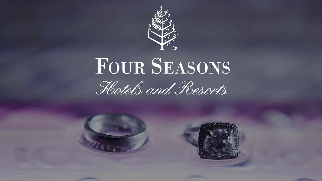 Wedding Cinematography Four Seasons Grand Wedding Trailer Video by Vancouver videographer Life Studios Inc.