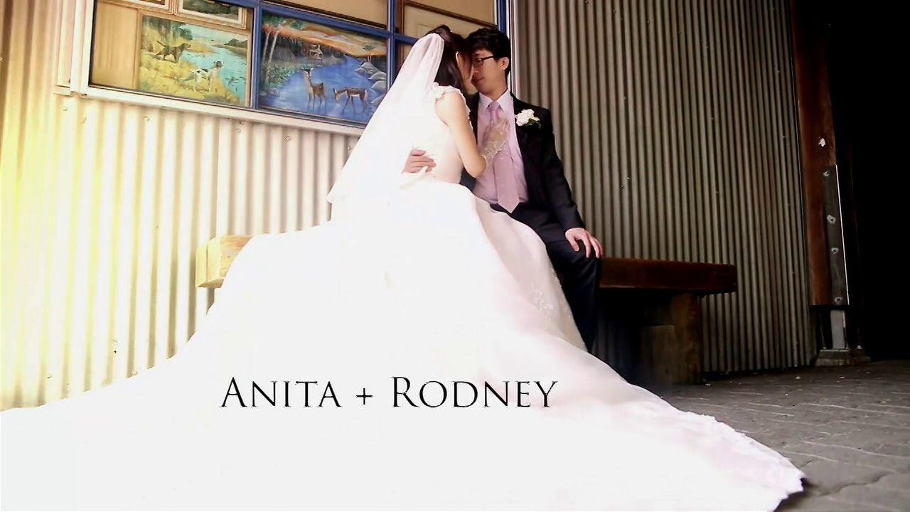 Wedding Cinematographer Anita and Rodney Wedding Trailer Video at Celebration Pavilion by Vancouver wedding Videographer Life Studios Inc.