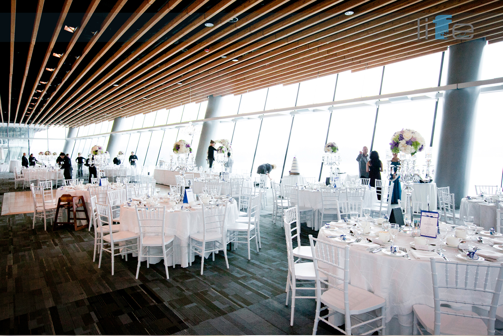 Vancouver Wedding Photographer Jerlyn and Albert Wedding Photography at Vancouver Convention Centre by Life Studios Inc.