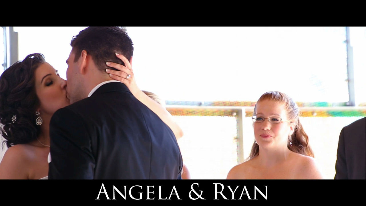 Wedding Cinematographer Angela and Ryan Same Day Edit Video at Queen Elizabeth Park by Life Studios Inc.