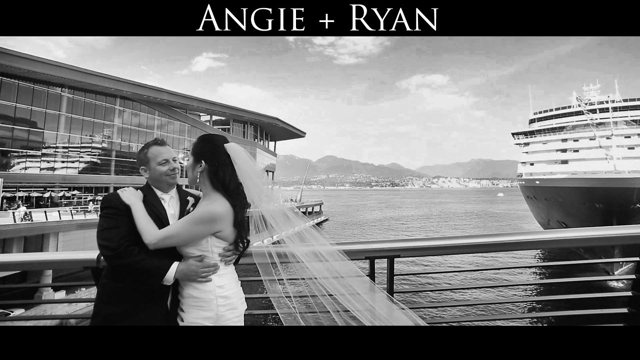 Wedding Cinematographer Angie and Ryan Wedding Trailer Video at Four Seasons Hotel by Life Studios Inc.