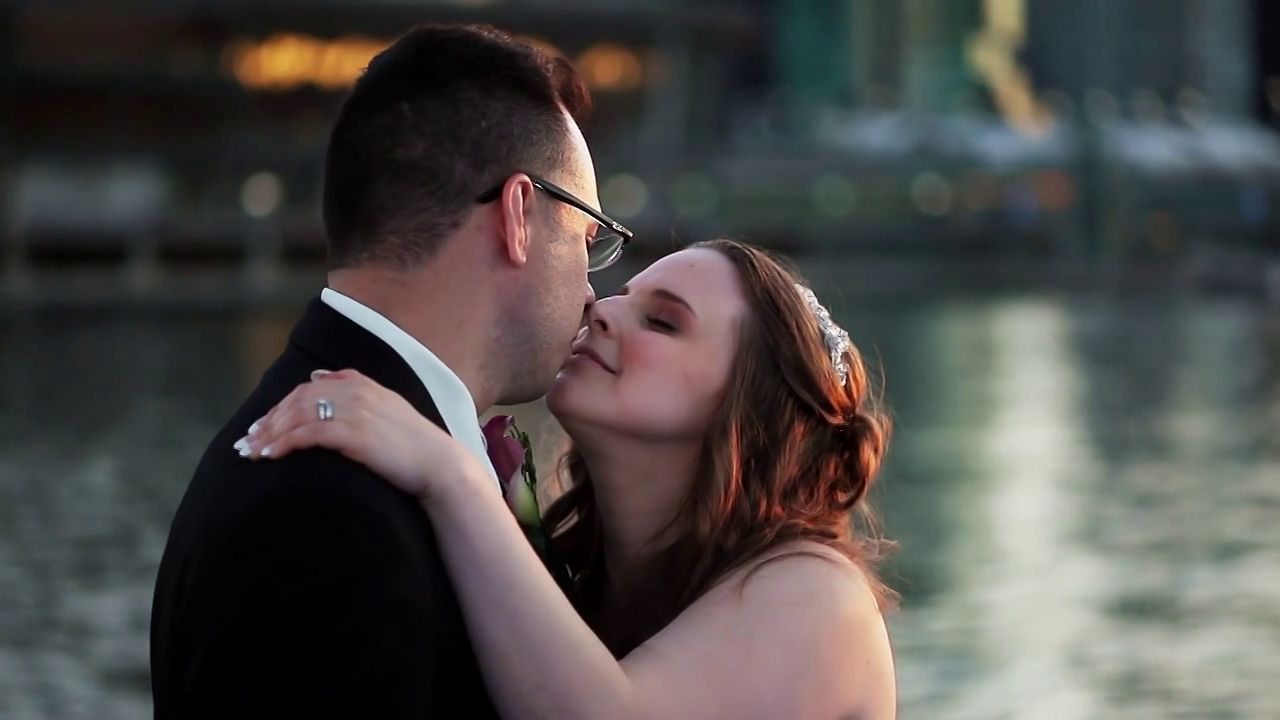 Wedding Cinematography Beverley and Mark Same Day Edit Video on Vancouver Cruises by Life Studios Inc.