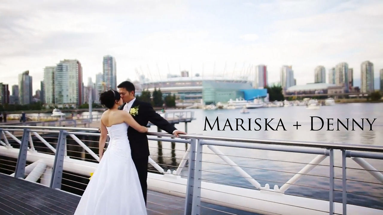 Wedding Videographer Mariska and Denny Same Day Edit Video at Brock House by Videographer Life Studios Inc
