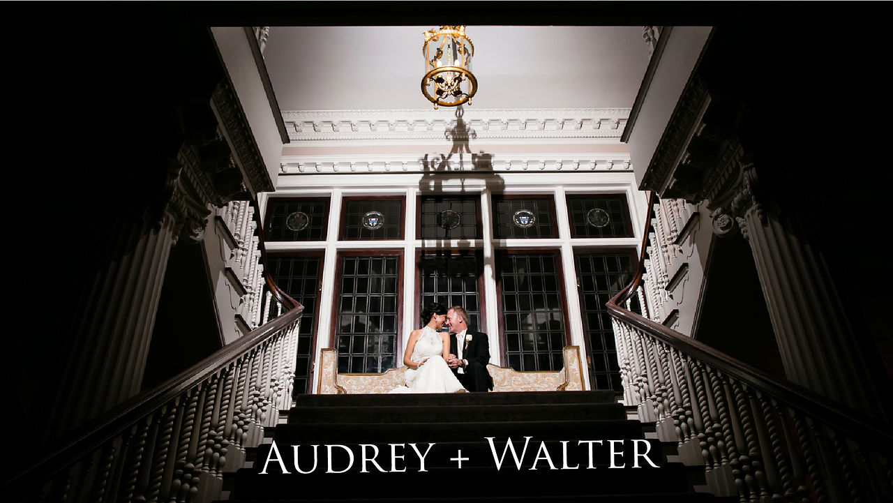 Wedding Cinematography Audrey and Walter Wedding Trailer Video at Hycroft by Vancouver Videographer Life Studios Inc
