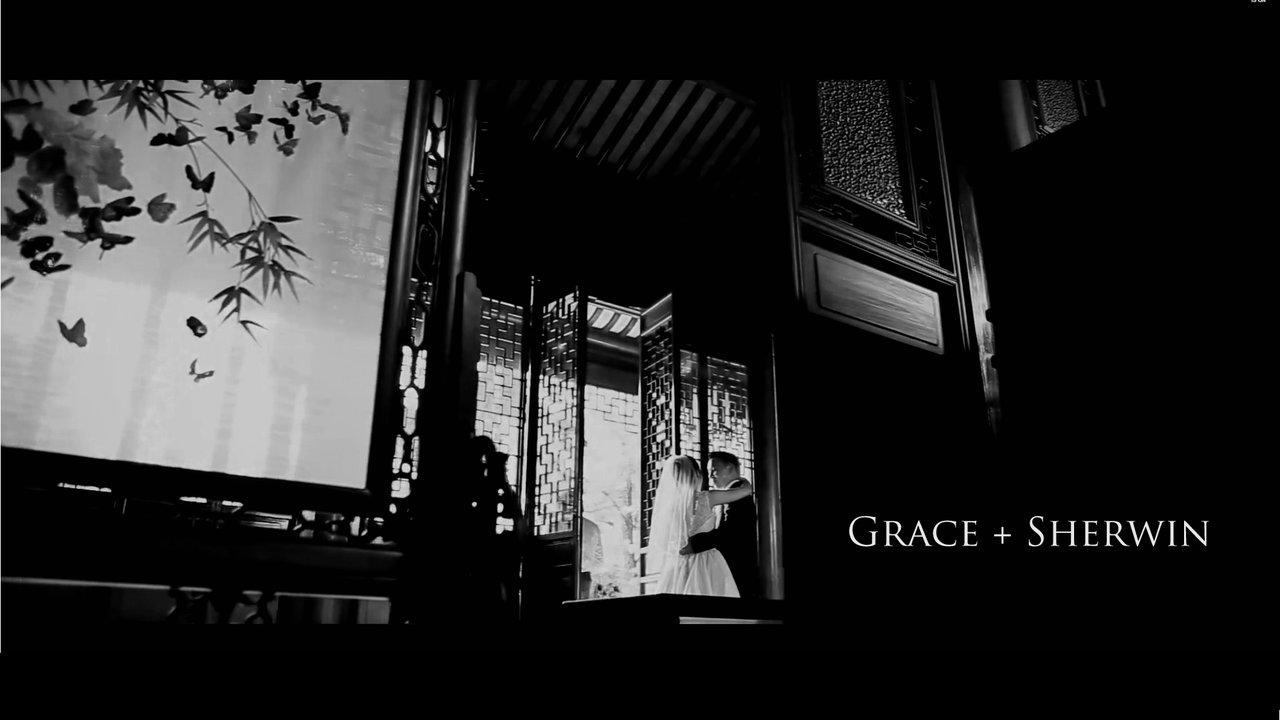 Wedding Videographer Grace and Sherwin Same Day Edit Video