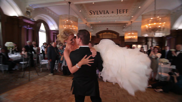 Wedding Cinematography Sylvia and Jeff Same Day Edit Video