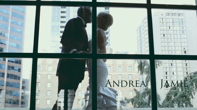Wedding Videography Andrea and Jamil Wedding Trailer Video